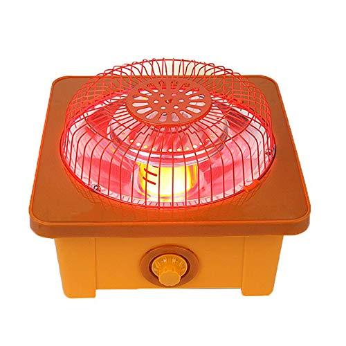 Calentador De Pie Función Mini Estufa De Varios Pies Calefacción Eléctrica Horno...