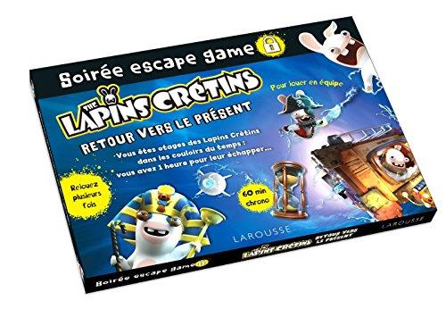 Telecharger Soiree Escape Game Lapins Cretins Pdf Gratuit