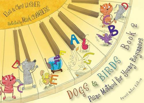 Dogs and Birds: Book 2 (Animal Notes Edition): Book 2