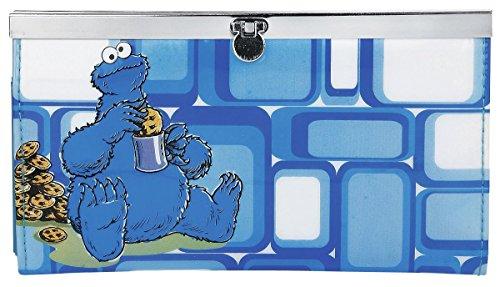 Sesamstraße Cookie Geldbörse - Geldbörse Elmo