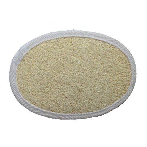 Natürliche Luffa Schwamm Bad Rub Peeling Badehandschuh Oval Badetuch LUFA