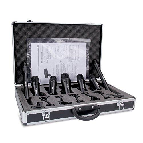 G-MARK 7 Drum kit Microphone Pro...
