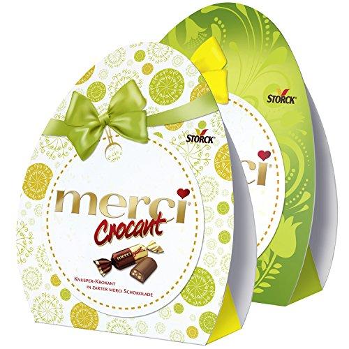 Merci - Crocant Osterei Krokant-Pralinen - 150g