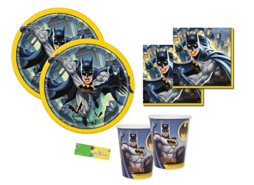 kit n 2 Coordinato Batman Gotham