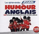 Humour anglais : 365 blagues, mots d'esprits et leurs leçons d'anglais