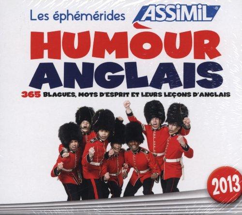 Humour anglais : 365 blagues, mots d'esprits et leurs leons d'anglais