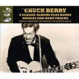 5 Classic Albums Plus [Audio CD] Chuck Berry