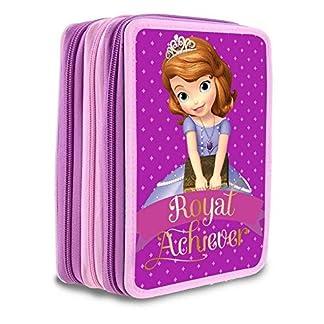 Disney – Princesa Sofia – Plumier Triple
