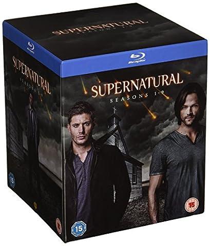 Supernatural Seasons 1-9 Complete Series