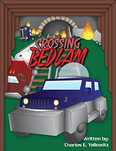 ebook: Crossing Bedlam (B01BRE7UDC)