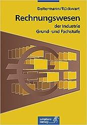 Rechnungswesen der Industrie - Grund- und Fachstufe: Rechnungswesen der Industrie, EURO, Lehrbuch