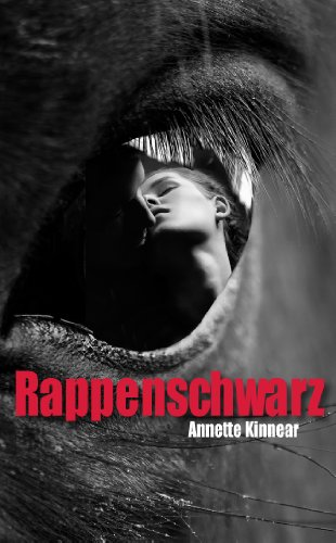 Buchseite und Rezensionen zu 'Rappenschwarz: Romantischer Thriller' von Annette Kinnear