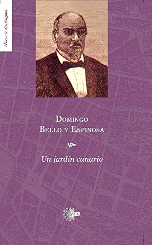 Un jardin canario por Domingo Bello Y Espinosa