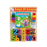 Bead Bazaar 1-2-3 Lace and Learn Kit