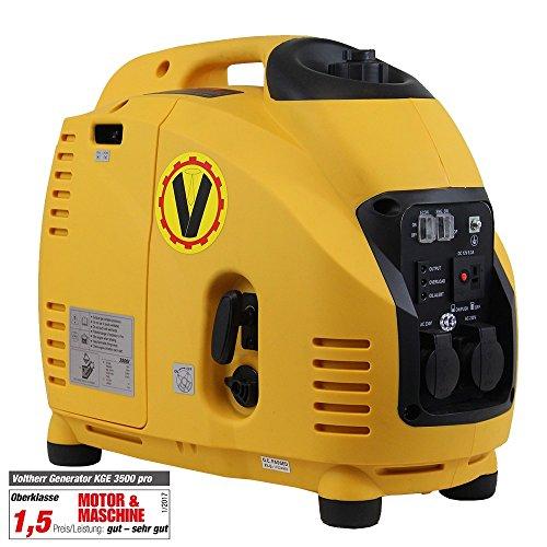 VOLTHERR INVERTER GENERATOR Stromerzeuger 3,5KVA by KIPOR.ORG GmbH DE; Generator, Inverter, Moppel, Notstromaggregat, Voltherr, Kipor; FME