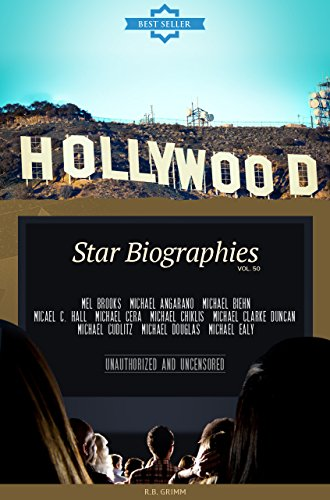 Hollywood: Actors Biographies Vol.50: (MEL BROOKS,MICHAEL ANGARANO,MICHAEL BIEHN,MICAEL C. HALL,MICHAEL CERA,MICHAEL CHIKLIS,MICHAEL CLARKE DUNCAN,MICHAEL ... DOUGLAS,MICHAEL EALY) (English Edition) (Michael Ealy Filme)