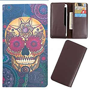 DooDa - For Samsung Galaxy A5 PU Leather Designer Fashionable Fancy Case Cover Pouch With Card & Cash Slots & Smooth Inner Velvet