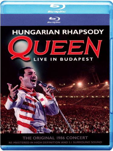 Queen - Hungarian rhapsody - Live in Budapest(+2CD) [Blu-ray] (Queen-live In Budapest)