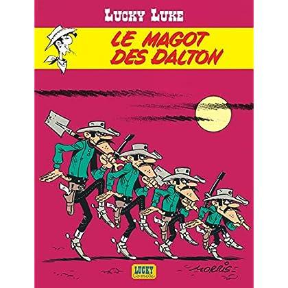 Lucky Luke, tome 16 : Le magot des Dalton