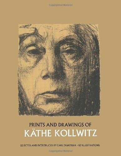 By Kathe Kollwitz - Prints and Drawings (Dover Fine Art, History of Art) (Revised edition)