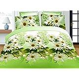 155x200 3D Bettwäsche 4tlg Bettwäscheset Löwe Bettbezüge Microfaser Bettwäschegarnituren