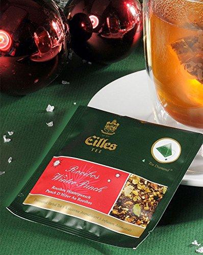 Tea Diamonds einzelverpackt Rooibos Winterpunsch 10er Beutel