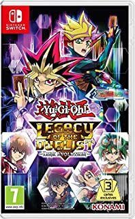 Yu-Gi-Oh! Legacy of the Duelist: Link Evolution (B07RZKQ3L7)   Amazon Products