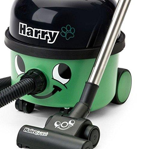 Numatic HHR200A2 Harry Vacuum Cleaner, 580 Watt, Bagged, Green/Black