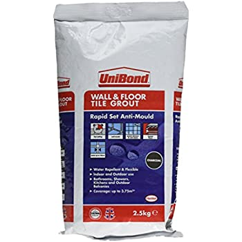 Unibond Triple Protect Anti Mould Wall Tile Grout 1 38kg