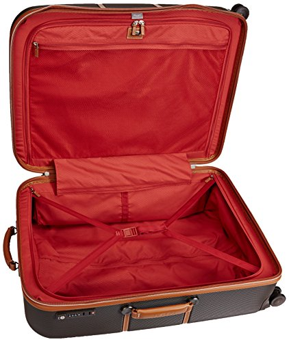 DELSEY Chatelet Hard + Valise, 77 cm, 112 litres, Chocolat