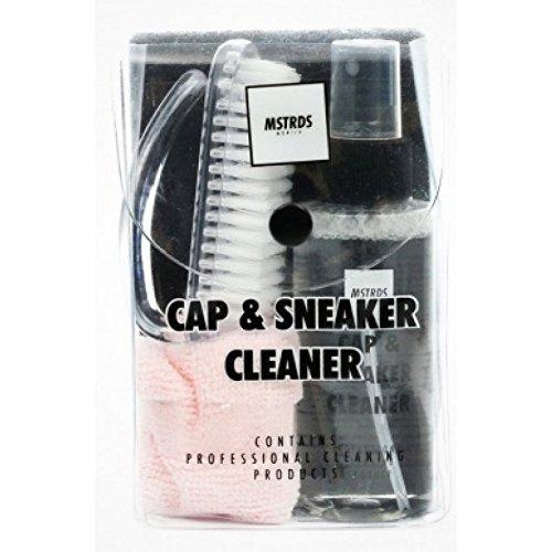 MSTRDS Herren Sonstige Cap & Sneaker Cleaner Set weiß Einheitsgröße