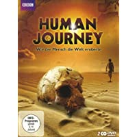 Human Journey - Wie der Mensch die Welt eroberte [2 DVDs]