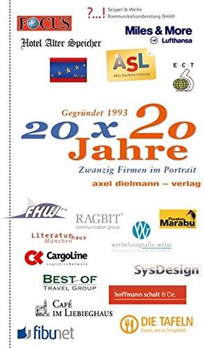 20 x 20 Jahre: Gegründet 1993: Zwanzig Firmen im Portrait