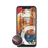 atFolix Schutzfolie passend für Allview Soul X5 Pro Folie, entspiegelnde & Flexible FX Bildschirmschutzfolie (3X)