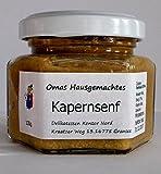 Kapernsenf - Hausgemachter Senf mit Kapern