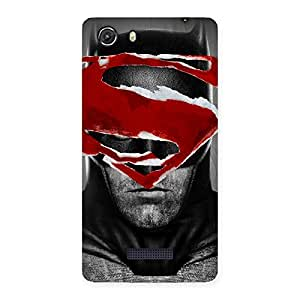 Voila Superheroes Deal Back Case Cover for Micromax Unite 3