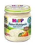 Hipp Kleine Mehlspeise, Apfel-Milchreis, 6er Pack (6 x 200g)