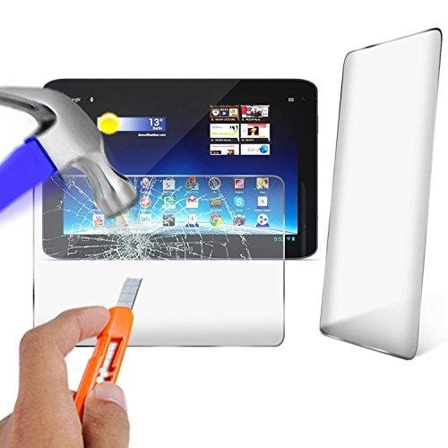 """Preisvergleich Produktbild N4U Online - Original Hartglas Displayschutz für Medion Lifetab P10341 10.1 """" Tablette"""