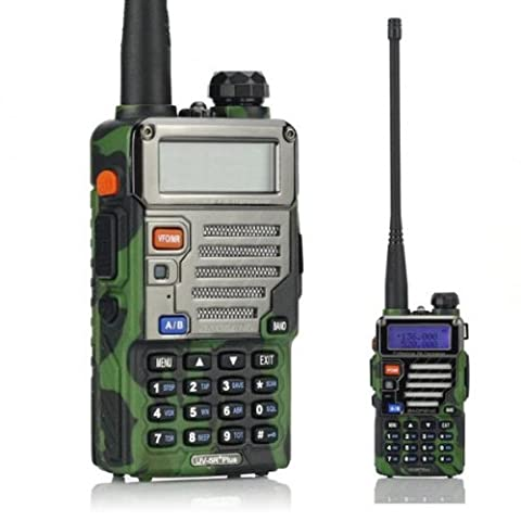BaoFeng UV-5R Plus Radio portable FM