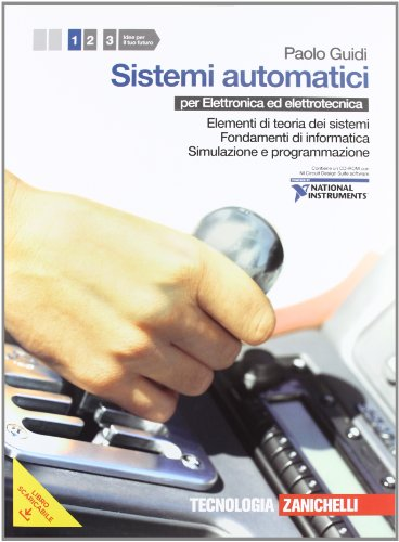 Sistemi automatici. Per le Scuole superiori. Con CD-ROM. Con espansione online: 1