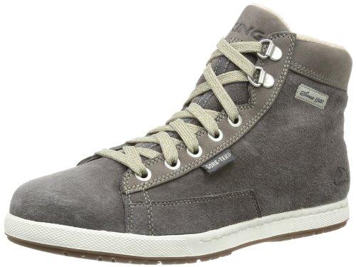 Viking LADY CHUKKA GTX, Damen Hohe Sneakers, Grau (Grey 3), 36 EU (Gtx Chukka)