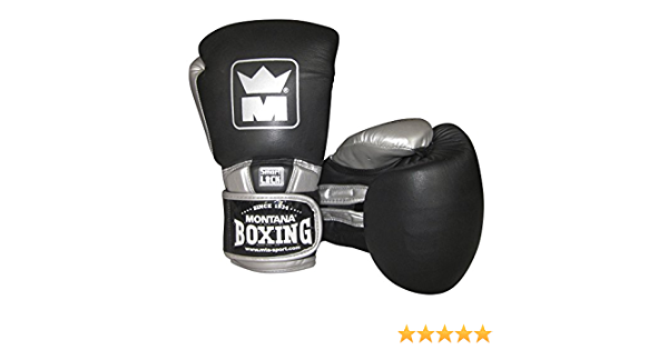 Montana X-Fight H/éritage Gants de Boxe 10 oz Mixte Adulte Havane