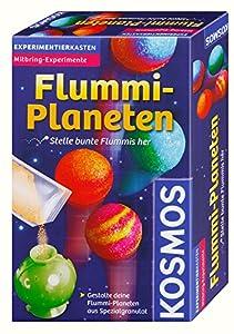 Kosmos 657710 Juguete y Kit de Ciencia para niños Kit de experimentos - Juguetes y Kits de Ciencia para niños (Química, Kit de experimentos, 8 año(s), Niño/niña, Caja, 129 mm)