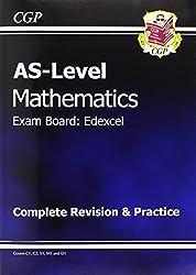 AS-Level Maths Edexcel Complete Revision & Practice