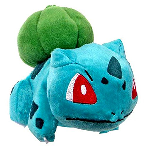 Pokemon 7-inch Plush Bulbasaur