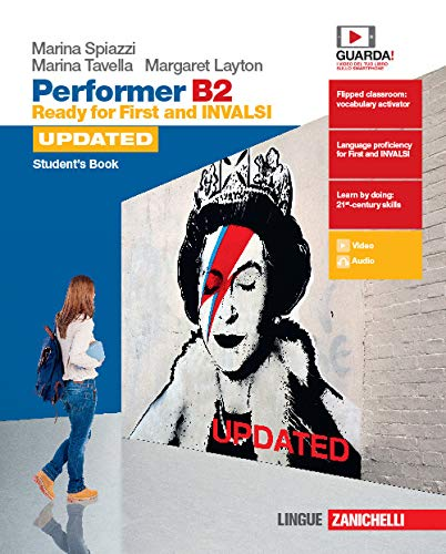 Performer B2 updated. Ready for First and