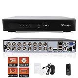 Westshine 16-kanal 1080N Digitaler Videorekorder H.264 CCTV Netzwerk DVR NVR HDMI Video Wiedergabe für
