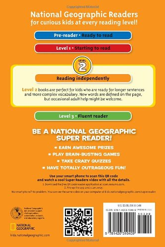 Saving Animal Babies (National Geographic Kids Super Readers: Level 2)