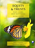 Equity & Trusts Text, Cases, and Materials 2/e