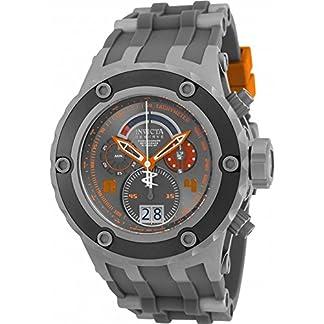Invicta Watch Reloj con movimiento cuarzo suizo Man 16255 52 mm